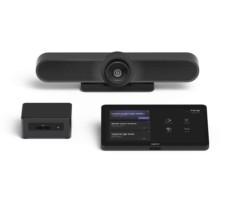Logitech Video Conferencing